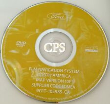 Genuine OEM FLM Mercury Navigation DVD Map 10P Rel ©2011 Update 2012 US & Canada