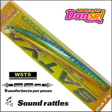 MINNOW SATYA SF 180 DANSEL A2  ARTIFICIALI SPINNING  SIMIL SHORE LINE DUO TIDE