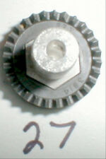 """27 Tooth COX CROWN COXALOY Gear  #3814 Set Screw type  48 pitch 1/8"""" axle NOS"""