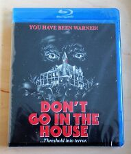 Don't Go In The House (1980) New Sealed Blu Ray