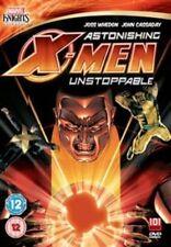 Astonishing X-Men Unstoppable Bluray