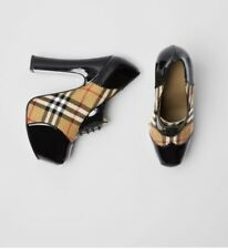 Burberry Vivienne Westwood Platform Shoes