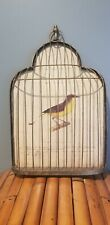 Metal 3D Bird Cage Picture