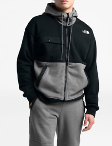 The North Face Men's Graphic Collection Zip Hoodie Grey Size 2XL NWT