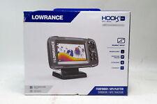Lowrance HOOK2 4X Bullet GPS Plotter Fishfinder