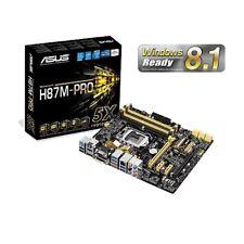 ASUS H87M-Pro  NEW    s1150 BX