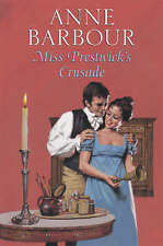 Miss Prestwick's Crusade Anne Barbour Very Good Book