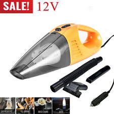 12V Hand Held Car Vacuum Cleaner Hoover Wet & Dry Van Powerful  Vaccum
