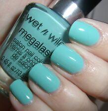 WET N WILD Mega Last Nail Color Nagellack (I Need a Refresh-Mint) NEU