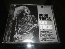 MOJO CD - Good Times Bad Times (Led Zeppelin)