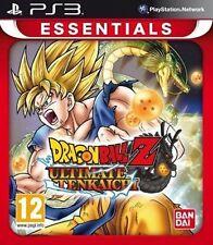 Dragon Ball Z Ultimate Tenkaichi /ps3