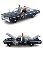1:18 AutoWorld 1975 Dodge Monaco Pursuit Nevada State Police Highway Patrol