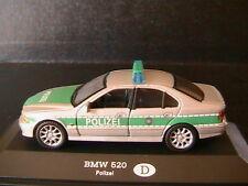 BMW 520 POLIZEI E39 OLIEX 1/43 POLICE GERMANY DEUTSCHLAND