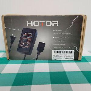 AC To DC Converter, HOTOR 8.5A 100W 110-240V 12V Car Cigarette Lighter Socket It