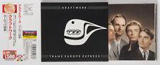 Kraftwerk – Trans Europe Express Japan CD w/Obi Slip TOCP-70813 2012 Electronic
