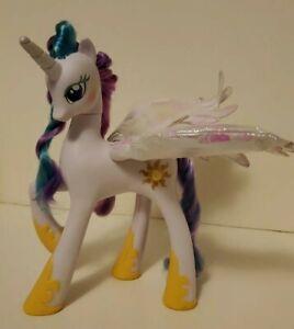 My Little Pony Friendship Magic Princess Celestia talking Light effects