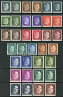 Germany 1941 Ukraine Occupation Selection Michel 1-20 MNH - 4 SCANS!! 🔥 L211