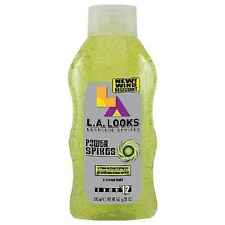 L.A. LOOKS Power Spikes X-treme Vertical Styling Gel, X-treme Hold 20 oz (2pk)