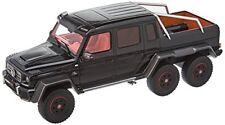 Brabus 700 6x6 Noir Metalique 1 18 Gt-spirit