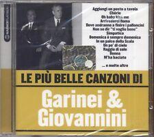 GARINEI & GIOVANNINI - Le piu' belle canzoni - DORELLI CD 2006 SIGILLATO SEALED