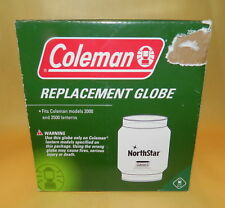 COLEMAN REPLACEMENT NORTHSTAR GLOBE for LANTERN LAMP #2000-043R Made in GERMANY