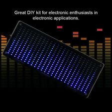DIY KIT 384PZ LED Luce Digitale Audio Musicale SPECTRUM spettro Analyzer+GUSCIO