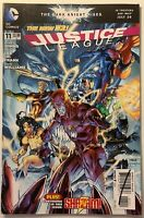 JUSTICE LEAGUE 11 / 7.0 VERY FINE / NEW 52 DC Comics 2012