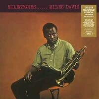 Miles Davis - Milestones - 180gram Vinyl LP *NEW & SEALED*