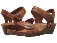 New Women's Rockport Cobb Hill Hollywood 2 Part Leather Sandals 8 M
