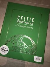 More details for celtic book - headlines from 1925 a newspaper history updated 2020-21 season