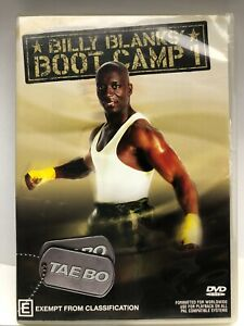 Billy Blanks - Boot Camp 1 - Tae Bo- DVD - AusPost with Tracking