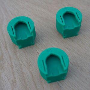 3x Fox 34 Volume Spacer Bottomless Token 10cc in Green