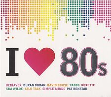 I Love 80s/CD-NUOVO