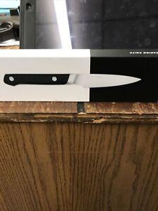 MISEN Paring Knife - Japanese Steel - Black