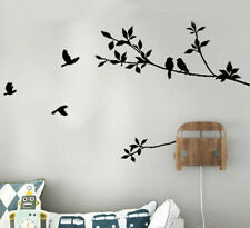 Removable Vinyl DIY Wall Sticker Decal mural Art Stick Decor Quote Tree Bird Kid