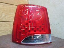2011 2012 2013 KIA SORENTO DRIVER LEFT SIDE TAIL LIGHT LAMP OEM