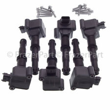 Porsche Coil pack (x6) for 986 Boxster (all 1997-02) & 996(3.4L) ignition coils