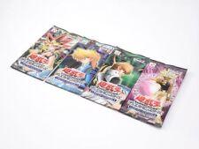 KONAMI Yu-Gi-Oh Card Game Japanese Limited Edition Pack 1-4 Set Yugi Joey Kaiba