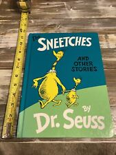 Dr. Seuss The Sneetches and Other stories (Hard Back Large Edition)