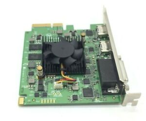 Blackmagic Design Intensity Pro 4K Capture Playback Input Output Card BMDPCB307D