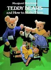 Teddy Bears and How to Make Them-ExLibrary