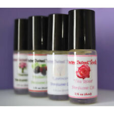Handmade Perfume / Body Oil Roll-On Sample Set (PICK ANY SCENT) Paraben Free