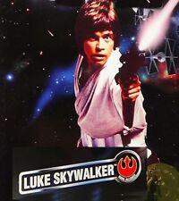 "Star Wars 12"" Luke Tatooine Granjero 1995 Menta Precintado Nr Caja Nueva Potf2"