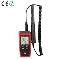 UNI-T UT333S Mini Temperature and Humidity Meter LCD Digital Thermo-Hygrometer #