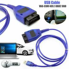 409.1 USB Cable OBD2 II OBD Diagnostic Scanner for VW/Audi/Seat VCDS