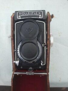 Rolleiflex camera 2.8f