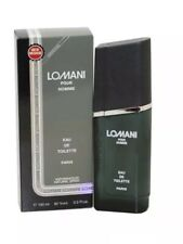 Lomani Eau De Toilette Spray 3.3 Oz / 100 Ml for Men New Sealed