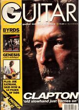 GUITAR Magazine, February 1992 Edition. Good.