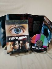 Requiem for a Dream Dvd 2001 Unrated Director's Cut Special Features w/ Insert