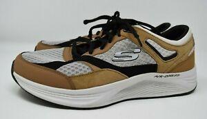 Skechers Skyline Alphaborne Men Sz 9 Shoes Memory Foam Air Cooled Sneakers 52968